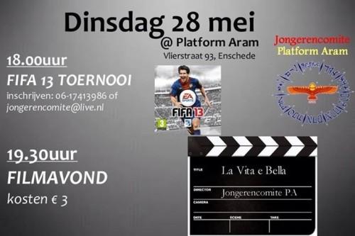 fifa filmavond